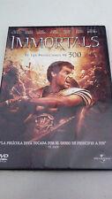 """DVD """"IMMORTALS"""" PRECINTADO SEALED TARSEM SIGH HENRY CAVILL LUKE EVANS KELLAN LUT"""