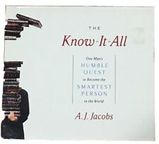 A J Jacobs : The Know-It-All CD