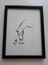 CHARLIE MACKESY FRAMED BOOK EXTRACT. 'THE BOY, THE MOLE, THE FOX AND THE HORSE '