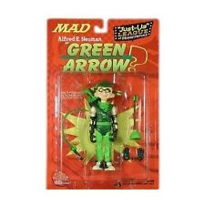 "DC Direct MAD Mag Series 1 Alfred Neuman Green Arrow Just Us League 6"" Figure 01"
