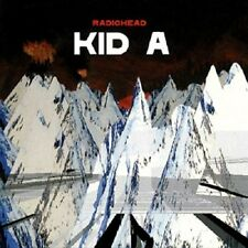 Radiohead Kid A CD NEW SEALED
