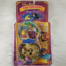 Vintage Disney Tiny Collection Beauty And The Beast 1995 - New