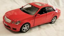 "RMZ City - 5"" Scale Model Mercedes-Benz E 63 AMG Red (BBUF555999R)"
