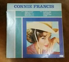 Connie Francis - country and western LP (VG) rare, Tennessee Waltz