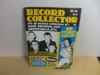 Record Collector magazine No.33 May 1982 Shadows Rod Stewart Cream Jacksons OMD