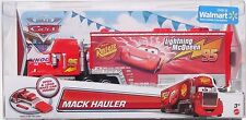 CARS - MACK HAULER - CAMION SAETTA Mattel Disney Pixar