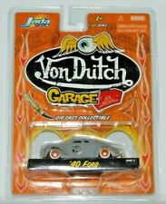 JADA TOYS VON DUTCH GARAGE 1940 FORD