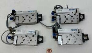 Festo SLF-6-20-P-A Mini Slide 20mm Stroke 170504 (Lot Of 4) *Fast Shipping*
