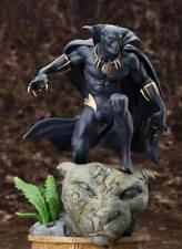 "1/6 Black Panther Model Superhero Comic Figure Unpainted Good Resin Kit 12"""