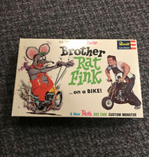 1964 REVELL BROTHER RAT FINK MIB FROM ORIGINAL CASE