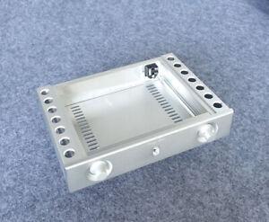 Amplifer Aluminium Chassis Metal Case for DIY HiFi Amp Enclosure Preamp Box