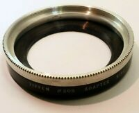 Tiffen #805 52mm to Series 8 VIII 66mm Retaining Ring Adapter Filter