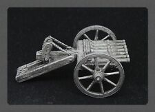 "Tin soldiers "" artillery piece""  AR-03 Ribaudequin 2 half of the 15th century"