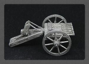 "Tin soldiers "" artillery piece""  AR-03 Ribaudequin 2 half of the 15th century"