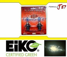 Eiko ClearVision Supreme 9005XS HB3A 65W Two Bulbs Head Light High Beam Lamp OE