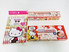 Sanrio Hello Kitty Chopsticks Kitchen Plastic Bag Aluminum Foil Set F/S