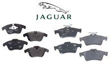 For Jaguar S-Type Vanden Plas XF XJ8 Set of Front & Rear Disc Brake Pads Genuine