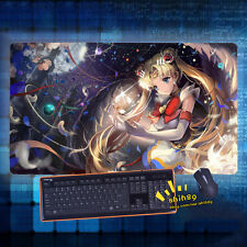 Anime SAILOR MOON Cute Oversize Big Play Mat Mouse Pad GAME mat Mousepad #43