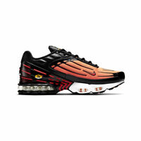 Nike Men's Air Max Plus III Tiger Black Orange Running Shoes CD7005-001 NEW