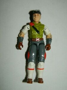 Vintage 1986 G.I. Joe Cross Country Action Figure, Good Condition,