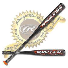 "2018 Rawlings RAPTOR Youth USA 28"" / 18 oz. Little League Baseball Bat -US8R10"