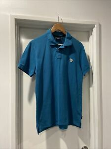 Paul Smith Zebra Logo🦓 Polo Shirt Teale M