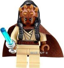 LEGO STAR WARS AGEN KOLAR FIGURE + LIGHTSABER & GIFT - FAST - 9526 - 2012 - NEW