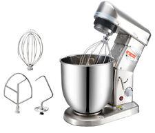 220V 10L Stainless Steel Commercial Dough Mixer Dumpling Noodles Dough Blender