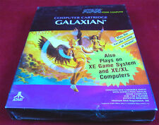 Atari XL: Galaxian-Atari 1982 con embalaje original
