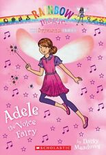 Superstar Fairies #2: Adele the Voice Fairy: A Rainbow Magic Book by Daisy Meado