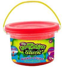 Extra Grande Jumbo Tina de Diversión Niños Rojo Slime broma Goo Barril (710ml 24 fl oz)
