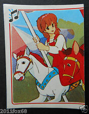 f figurines figuren cromos stickers picture cards figurine kiss me licia 32 1983