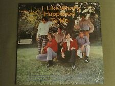 THE SONS OF LIGHT I LIKE WHAT'S HAPPENED TO ME LP RARE NC GOSPEL FOLK IN SHRINK!