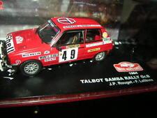 1:43 Ixo Talbot Samba Rallye Gr.B 1984 J.P. Rouget - F. Lelievre #49 VP