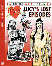 Lucys Lost Episodes (DVD, 2001) USED