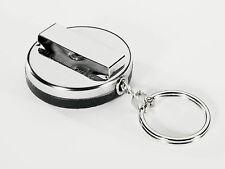 Key-Bak USA comercial clave Carrete. cinturón. Resistente Cable. 1200 mm de largo alcance.