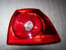 06-09 VW Golf Rabbit Tail light Right Passenger OEM RH Taillight RT Lamp Quarter