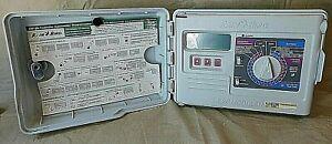 Rain Bird ESP Modular Controller - 4 Zones - Maximum 22 Zones