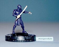 Teenage Mutant Ninja Turtles Heroclix Series 2 009 Foot Ninja (Twin Katanas)