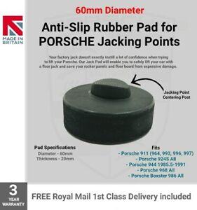 Porsche 911 964 993 996 997 991 Cayman Boxster - Jack Pad Jacking Rubber classic