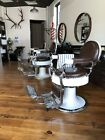 koken barber chairs ( Price Per Chair Starts At $3300)