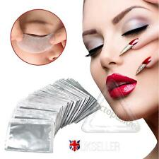 50 Pairs Eyelash Lash Extension Under Eye Gel Pads Lint Free Eye Patches