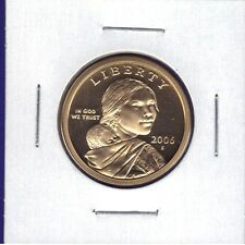 2006-S DEEP CAMEO PROOF SACAGAWEA / NATIVE AMERICAN DOLLAR