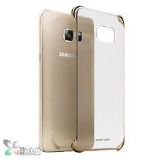 Original Genuine Samsung SM-G928 Galaxy S6 EDGE+ PLUS Clear Case Back Cover