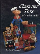 Character Toys - Disney Comic Radio Space Super Heroes / Book + Values