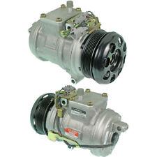 A/C Compressor Omega Environmental 20-22198