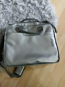Tasche von Bree Neu Laptop Silber