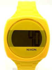 "Nixon A168-639 ""Dash"" Yellow Digital Sports Unisex Watch"