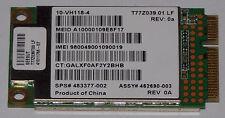 Scheda UMTS Mini PCI-E 10-vh118-4 WWAN Qualcomm 2723a-UNDP 1 Mobile Broadband CARD