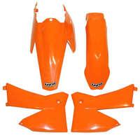 Kit plastiques UFO origine KTM SX 125 / 250 2005 2006